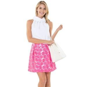 🌴 Sail to Sable Cotton Candy Skirt Mini Skirt 10